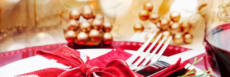 Kerstdiner - 24 december