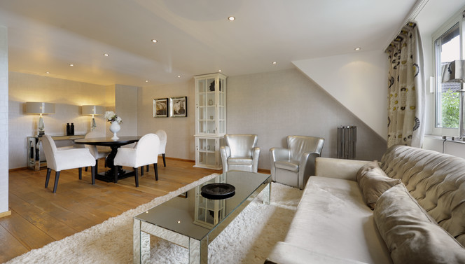 Executive suite woonkamer